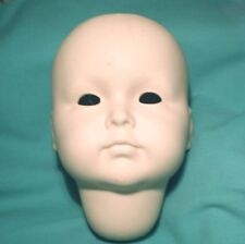 "bisque head antique 117 Simon & Halbig f. K&R repro /unpainted 5 1/2"""