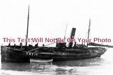 QQ 117 - Great Yarmouth Trawler YH710, Norfolk - 6x4 Photo
