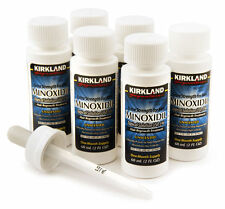 6 MONTHS KIRKLAND MINOXIDIL SOLUTION 5% HAIR LOSS REGROWTH UK STOCK - SEALED BOX