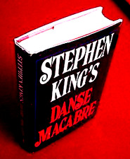 Stephen King's Danse Macabre by Stephen King It ** HARDCOVER ** LIKE NEW **