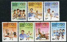 409 - Guinea Bissau -Sport- Los Angeles 1932 - Used Set