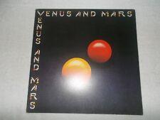 LP 12 inch Record Album - Wings Venus and Mars
