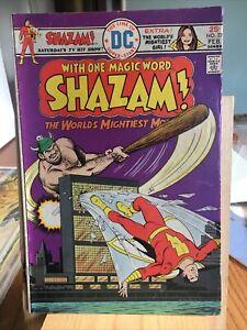 DC COMICS: SHAZAM! No.22 Feb 1976 . W5