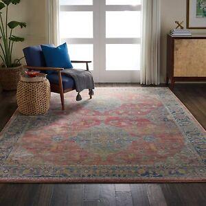 Ankara Global Traditional Floral Rug ANR01 300cm x 239cm 7`10 x 9`10'' - XXL