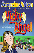 Vicky Angel by Jacqueline Wilson, Book, New Paperback