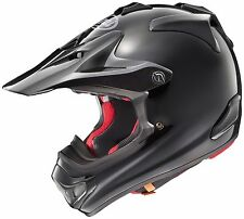 Arai MXV Gloss Black Motocross MX Offroad Race Helmet Adults XLarge 61-62cm