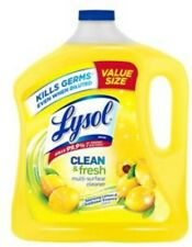 LYSOL AllPurposeCleanerPourableSparkling LemonSunflowerEssence4/90oz.