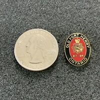 Old Fort Henry Ontario Canada Travel Souvenir Pin Pinback #38318