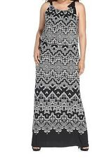 Women's Summer Beach Vacation Cruise Holiday party slim maxi Dress plus 2X $109