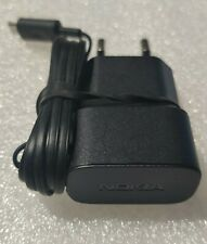 Genuine AC-20e Micro USB Mains Charger with 1.5m Cable UK Plug for Nokia Phones