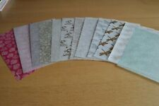 12 Assorted Sheets Patterned Vellum
