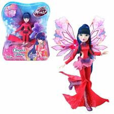 Musa | Onyrix Fairy Puppe | Winx Club | World of Winx | Magisches Gewand
