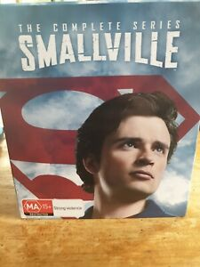 Smallville : Season 1-10 + Bonus Disc (DVD Box Set) Superman TV Series