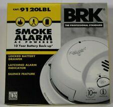First Alert BRK SC9120LBL AC Smoke Alarm