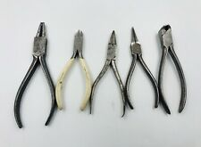 Antique Vintage Watchmaker Pliers Wire Cutters Nippers Made In Germany