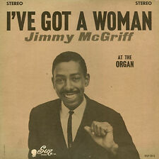 JIMMY McGRIFF I've Got A Woman SUE RECORDS Sealed Vinyl Record LP