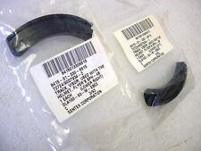 PAIR GENTEX 72724 Helmet Flyer's SPH-4B Visor Track 90D7934-1 & 90D7934-2 - NEW