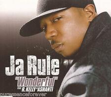 JA RULE - Wonderful (ft R. KELLY & ASHANTI) (UK 2 Tk CD Single Pt 1)