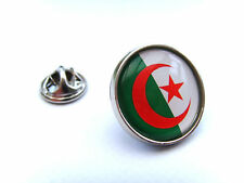 Algeria Algerian Air Force Roundel Lapel Pin Badge Gift
