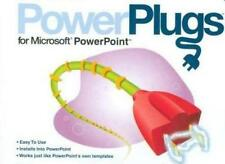 PowerPlugs Templates IV 4 Magenta PC CD PowerPoint presentation backgrounds text