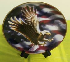 The American Eagle Plate