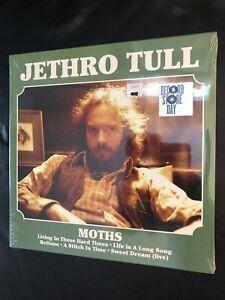 """Jethro Tull - Moths - RSD 2018 10"""" EP - Limited Edition - New/Sealed"""