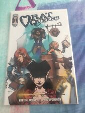 Rat Queens Variant Comic Set Near Mint