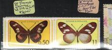 Sao Tome & Principe Butterfly SC 501-6 MNH (8eqo)