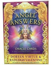 Angel answer oracle card Doreen Virtue(Card is in English)from Japan