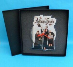"MC HAMMER ADDAMS FAMILY 12"" Shaped Picture Disc CLOCK Original Vinyl Record SD54"