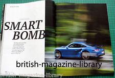 Evo Magazine 188 - Porsche 991 911 Turbo S