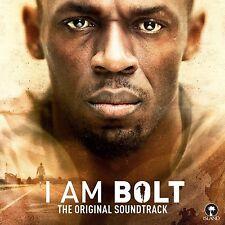 I AM BOLT MOTION PICTURE SOUNDTRACK: CD ALBUM (November 25th 2016)
