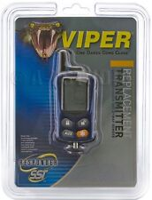 VIPER 7701V CAR ALARM SECURITY REPLACEMENT RESPONDER LCD REMOTE 4-BUTTON 2-WAY