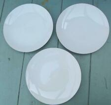 More details for thomas medaillon thin silver band plates 9 3/8th set of 3  £19.99(free post uk)