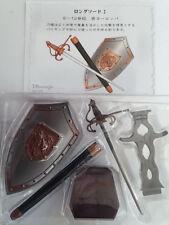 武 Boford Mononofu Ancient Weapons 1 # 2 1/10 Scale Stainless Blade M0102