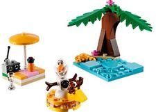 Lego Disney frozen OLAF's Summertime fun polybag figurine 30397 vip promo set