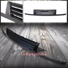Black Vent Style Replacement Grille For Volkswagen 96-98 Jetta MK3/A3 Typ 1H