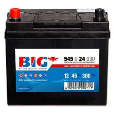 Autobatterie 12V 45Ah ASIA 54524 ersetzt 35 38 40 45 60 70 Ah