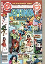 Superman Family #210-1981 fn Lois Lane Giant Size Supergirl