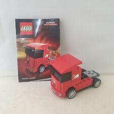 Lego Racers Ferrari - 30191 Scuderia Ferrari Truck - Shell V-Power