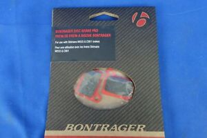 New Bontrager/Shimano Deore Disc Brake Pads - M555, M556, C901 Brakes/Calipers