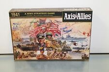 Axis & Allies - WWII Stagegy Game Board Game replacement parts AS IS