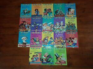 Happy families books by Allan Ahlerg 18 book bundle