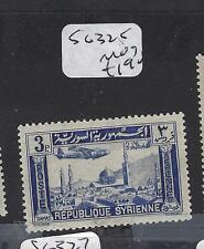 SYRIA   (P2008BB)   A/M  3 P  SG 325    MOG