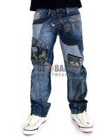 Brooklyn Mint Rock N Roll Denim Jeans Hip Hop Is Fashion Money Time Bar