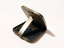More details for 1858 vienna austrian silver folding campaign shaving mirror military officer *