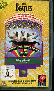 The Beatles * VHS * Magical Mystery Tour (original VHS Cassette)