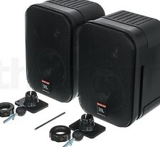 Pair JBL Control 1 Pro High Performance 150 W Mini Studio Speakers 050036903455