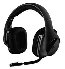 4t17-00a Logitech G533 Wireless Monofonico Padiglione Auricolare Nero Cuffia e a