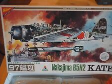 NAKAJIMA B5N2 KATE 1/48 SCALE NICHIMO MODEL LIMITED JAPAN EDITION